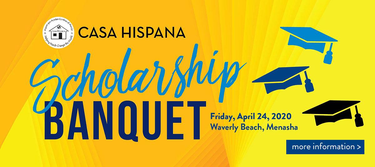 Casa Hispana Scholarship Banquet